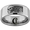10mm Beveled Tungsten Carbide Canadian Death Race Design.