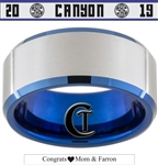 Doctor Who Seal of Rassilon Design Ring.