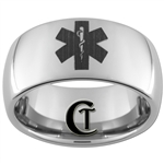 10mm Dome Tungsten Carbide Paramedic Design