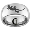10mm Dome Tungsten Carbide Lizard Design