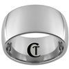 12mm Tungsten Carbide Dome Polish Ring