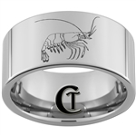 12mm Pipe Tungsten Carbide Lobster Design