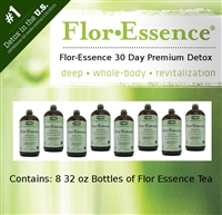 Flor-Essence Tea 30 Day Premium Detox