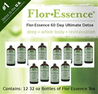 Flor-Essence Tea 60 Day Ultimate Detox
