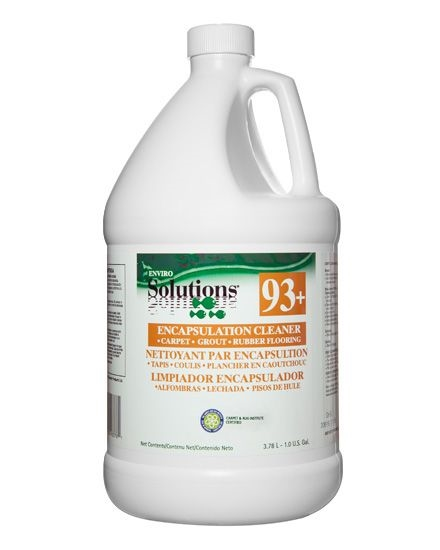 ENVIRO SOLUTIONS 93 ENCAPSULATION CLEANER CONCENTRATE