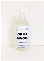 PIONEER BRITE GRILL MAGIC RTU, 12 X 32 OZ.