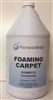 Foaming Carpet Shampoo Concentrate, 4 x 1 gal.