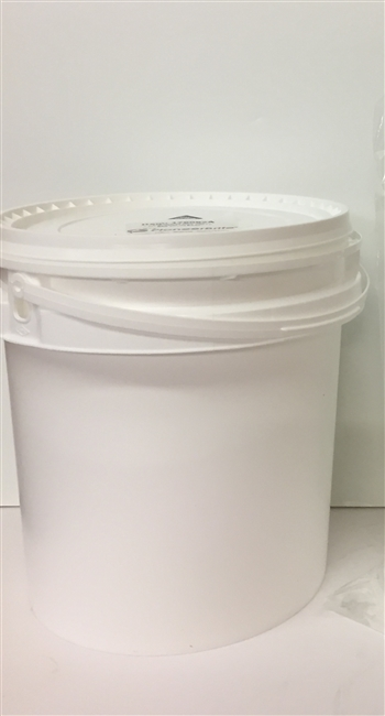 2 Gallon Bucket with Pull Through Lid