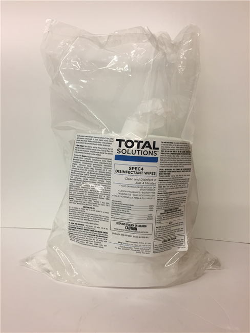 Disinfectant Wipes (EPA registered) 2-900 ct. bags