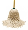 COTTON DECK MOP, 6 pk case