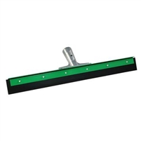 CURVED SQUEEGEE HEAVY DUTY, W/ BLACK EPDM RUBBER