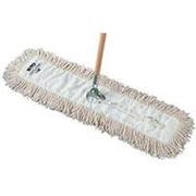 VAC STAC QUICK CHANGE WHITE, DUST MOP HEADS