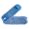 "18"" BLUE LOOPED MOP WITH TABS, EACH MICROFIBER BUCKET SYSTEMS"