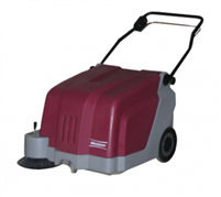 KLEEN SWEEP CARPET AND HARD FLOOR SWEEPER, BATTERY, QUICK PACK COMPLETE