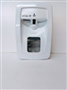 """NO Touch"" Designer 1000ml wall DISPENSER, ALL WHITE, includes batteries"