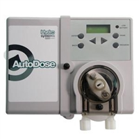 "AUTO DOSE WALL MOUNT, PUMP DISPENSING SYSTEM (PERISTALTIC) 8 ""D"" BATTERY POWERED COMPLETE KIT"