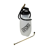 2G. CHEMICAL RESISTANT TANK PLASTIC SPRAYER