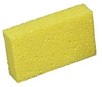"LARGE CELLULOSE SPONGE, 7.5"" X 4.2"" (INDIVIDUALLY WRAPPED) 24 PACK CASE"