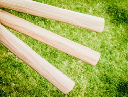 Double Throwing Tomahawk American Hickory Handles - 19""