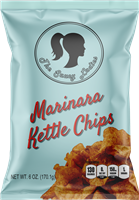 Marinara Kettle Chips 6 oz 3 Pack