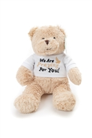 """Praying for You"" Plush Bear"