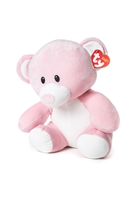 Cute little teady bear for you or a loved ones precious little girl .