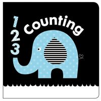 123 Counting (First Focus Frieze)