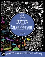 Quotes from Shakespeare (Words of Wisdom)