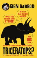 So you think you know about... Triceratops?
