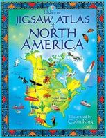 Jigsaw Atlas of North America