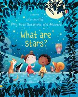 What are Stars? (Lift-the-Flap Very First Questions and Answers)