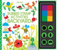 Rubber Stamp Activities Backyard