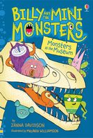 Monsters at the Museum (Billy and the Mini Monsters)