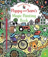 Poppy and Sam's Magic Painting Book
