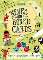 Never Get Bored Cards
