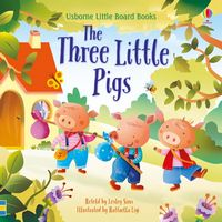 The Three Little Pigs (Little Board Books)
