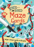 Never Get Bored: Mazes Cards