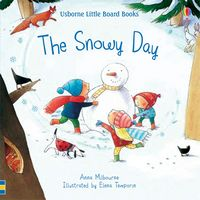 The Snowy Day (Little Board Books)