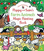Poppy and Sam's Farm Animals (Magic Painting Book)