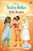 Baby Dragon (Sticker Dollies Book 4)