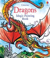 Dragons (Magic Painting Book)