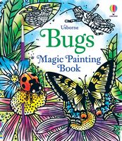 Bugs Magic Painting Book
