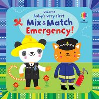 Baby's Very First Mix & Match Emergency!