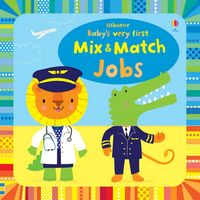 Baby's Very First Mix & Match Jobs