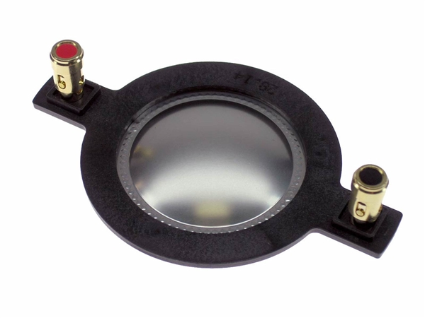 Mackie 0025666 HF Tweeter Diaphragm for S408,SRM450,SA-1521,SR-1522,S-215, S-225
