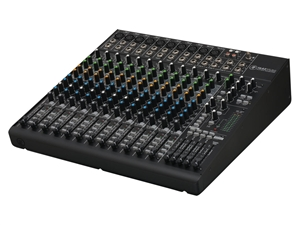 Mackie 1642VLZ4 - 16-channel Compact 4-bus Mixer
