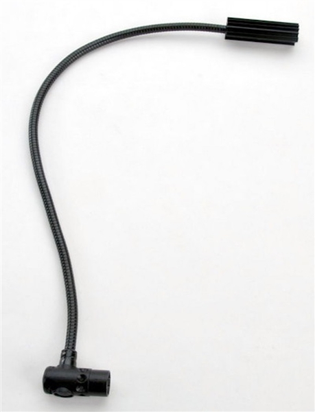 Littlite 18XR-HI-4 - Hi Intensity Gooseneck Lamp with RIght Angle 4-pin XLR Connector (18-inch)