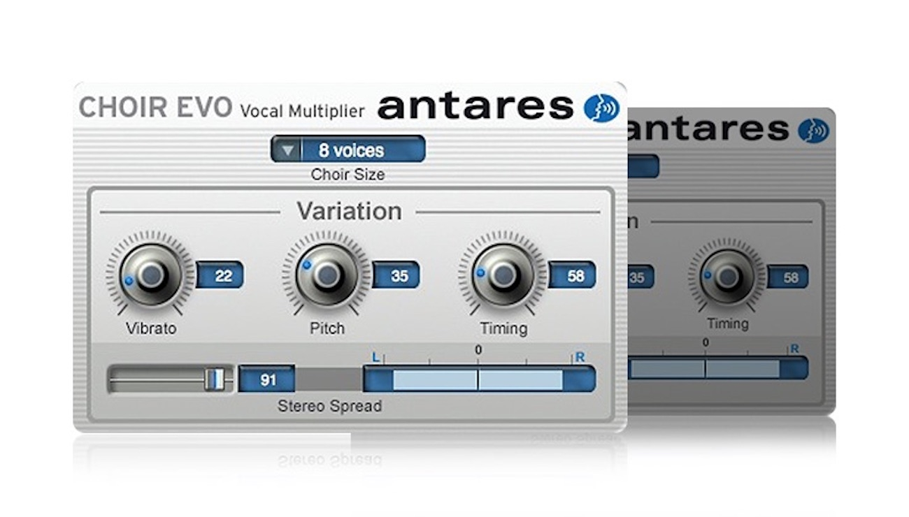 Antares Audio Technologies CHOIR Evo - Vocal Multiplier Plug-In (Download)