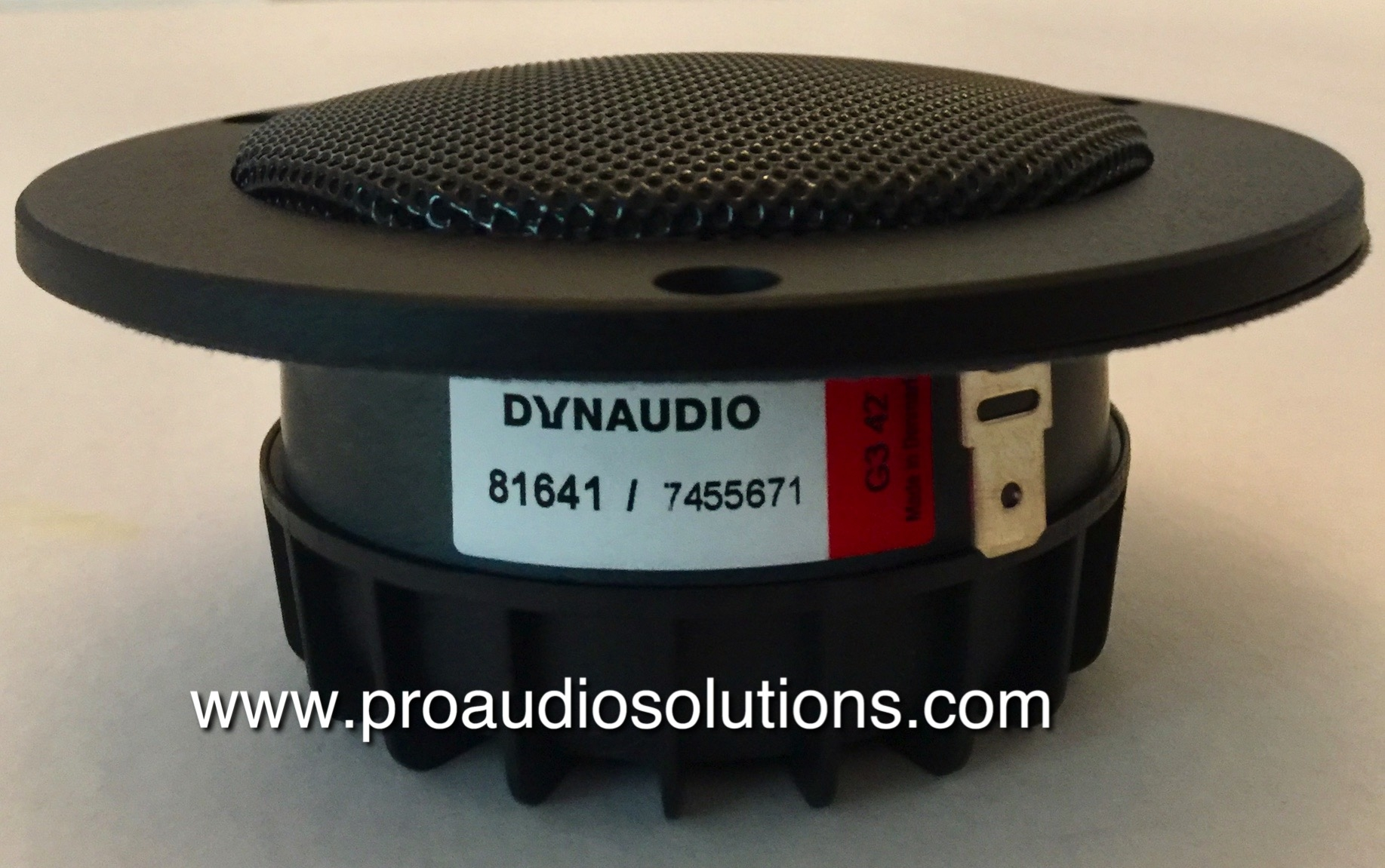 Dynaudio Professional 81641 Replacement Tweeter for BM15P BM 15 Passive