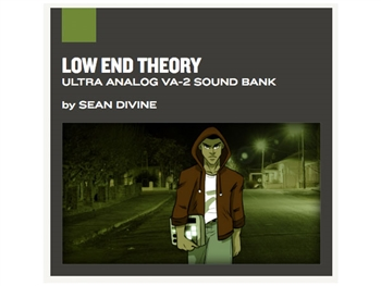 Low End Theory - Ultra Analog VA-2 Sound Band, Applied Acoustics Systems